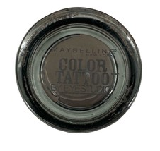 Maybelline Color Tattoo 24 Hr. Tough As Taupe 35 Eye Shadow New Sealed - $8.56