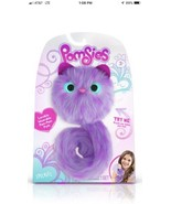 "Pomsies ""SPECKLES"" Plush Interactive Toy, Pink & White wearable pom - po... - $16.83"