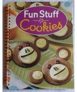 Fun Stuff Cookie Dough Fun lot of 2 creative cookbooks party occasion kids - $8.60