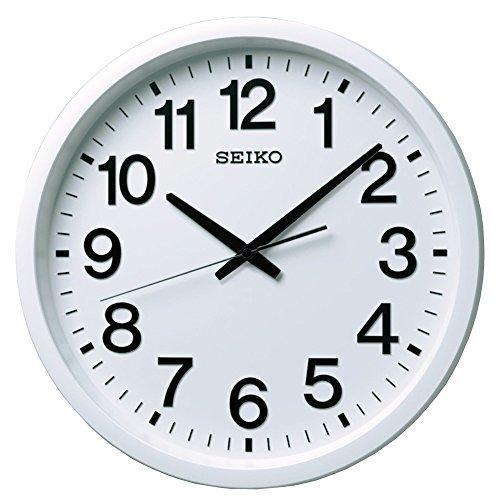 SEIKO CLOCK ( Seiko clock ) GPS satellite radio waves hanging clock ( white ) GP - $389.64