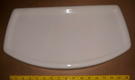 "20HH25 Toilet Tank Lid, American Standard, Bone?, 17-1/2"" X 9"" Overall, Vgc - $49.40"