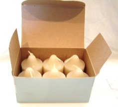 Partylite Retired Lot of 6 Votive Candles Ginger Currant Scent NIB  V06731 - $18.99