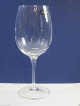 Luigi Bormioli Accademia Swirl Signed 14 Ounce Stemmed Wine Glass - $8.90