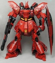 DABAN 6631 Gundam model MG 1/100 MSN-04 Sazabi Ver.Ka Mobile Suit kids toys - $102.00