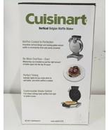 Cuisinart Vertical Waffle Maker, Stainless Steel - $49.48