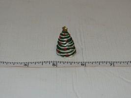 HALLMARK Merry Miniatures Charm Christmas Tree 1984 No Box figurine - $11.87