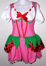 Leg Avenue Nursery Rhyme Theme S Sexy Halloween Costume Cosplay Dress Ni... - $20.99