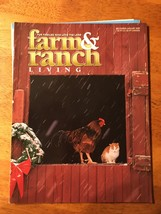 Farm and Ranch Living - Lot D -Lot of 2 Magazines - Great Country Life R... - $8.00