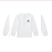 Polo Ralph Lauren Cotton Jersey Pocket Tee, Pure White, Size 3T - $12.10