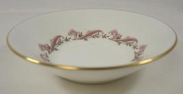 Six Minton Fruit Bowls * Pink Laurentian Pattern - $18.61