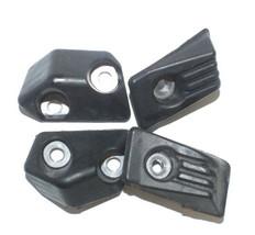 98 - 04 MERCEDES OEM SLK 230 Trunk Lid Stop SET of 4 incl. 1706370490 - $69.20