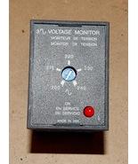 ABB Three Phase Voltage Monitor 240V 60Hz 8 amps SSAC PLM6405 NIB PC390 ... - $77.99