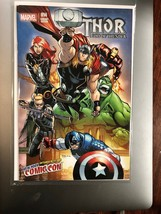 "New York Comic Con 2013 NYCC 2013  Thor #14 Variant ""God Of Thunder"" Com... - $58.80"