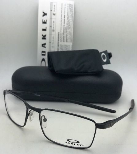 2208afa63a 12. 12. Previous. New OAKLEY Eyeglasses FULLER OX3227-0155 55-17 139 Matte  Satin Black Frames · New OAKLEY ...