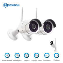 2PCS 720p 1.0MP HD IP WiFi Network IR Outdoor Home Security Camera with ... - $49.18