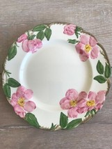"Franciscan Desert Rose Luncheon Plate 9 1/2"" California USA Replacement image 1"