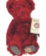 """Boyds Bears Mohair """"Holly"""" 10"""" Blue Mohair Bear- #590064- NEW- Retired - $39.99"""