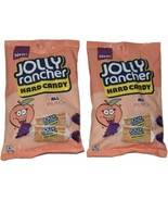LOT OF (2) Bags All Peach Jolly Rancher New Flavor Candy Discontinued HTF 7oz - $15.84