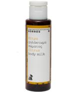 Korres Citrus Fresh Body Milk 40ml x24 - $42.99