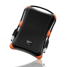 Silicon Power 1TB Rugged Portable External Hard Drive Armor A30 Shockpro... - $82.12