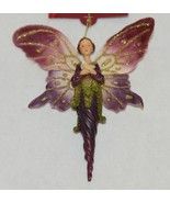 Sterling 5109018 Icicle Angel Holding White Dove Christmas Ornament - $14.95