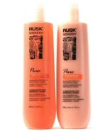 Rusk Sensories 13.5 Oz Pure Color Protecting Mandarin Shampoo & Conditio... - $30.99
