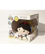 Disney Tsum Tsum Lights & Sounds Snow White Baby Plush Disney Toy 3+ age - $9.79
