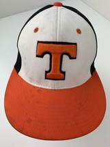 "Letter ""T"" Little League Team? Fitted XS/S Adult Baseball Ball Cap Hat - $12.86"