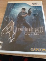 Nintendo Wii Resident Evil 4: Wii Edition - Complete - $10.00
