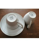 MIKASA  ARISTOCRAT CUP AND SAUCER (6 SETS AVAILABLE) - $19.99