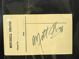 Vtg. Milton Shapp, PA Governor, Autograph as Gubinatorial Candid circa 1... - $4.74