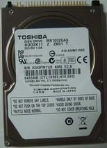 "New Toshiba MK1032GAX HDD2K11 100GB 2.5"" IDE Drive Free USA Ship Our Drives Work"