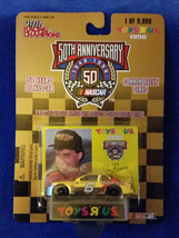 1998 Racing Champions 1:64 Scale Toys R Us Gold 1/9998 #6 Power Team - $7.55
