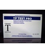 TP TEST PRO - STRONG STEROIDS METHYLATED TESTOSTERONE TABLETS -50 tabl/10mg - $33.00