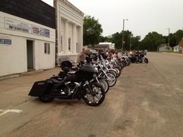 2013 HARLEY DAVIDSON ROAD GLIDE For Sale in Sioux Falls, South Dakota 57106 image 4