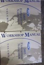 2005 Ford EXPEDITION Lincoln NAVIGATOR Repair Service Shop Manual Set FA... - $49.45