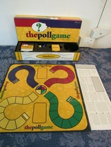The Poll Game A Game of Opinions 2000  - $24.82