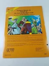 Dungeon Module A3 Assault on the Aerie of the Slave Lords: An Adventure For Char - $24.73