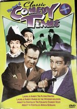 The Best of Classic Comedy Teams Dvd image 1