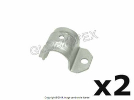 BMW (1982-2010) Support Bracket for Sway Bar Bushing Rear Left and Right... - $33.65