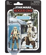 Star Wars Rogue One Scarif Stormtrooper VC133 3.75 in Vintage Collection... - $17.98