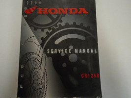 2000 Honda CR125R Bike Service Repair Shop Workshop Manual Factory OEM B... - $51.44