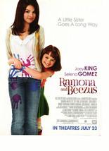 Justin Bieber Selena Gomez teen magazine pinup clipping Joey King Ramona