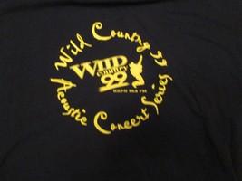 Wild Country Music Acoustic Concert KZPK 98.9 FM  T Shirt Size XL - $7.99