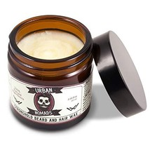 Best Beard Balm & Wax   Strong Hold   Leave in Conditioner & Styling Balm for Al image 1