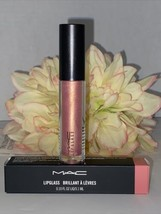 MAC Lip Glass 303 NYMPHETTE Gloss *Brand New*  FULL SIZE - FAST FREE Shi... - $17.77