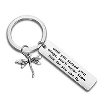 AKTAP Inspirational Jewelry Until You Spread Your Wings You'll Never Kno... - $13.99