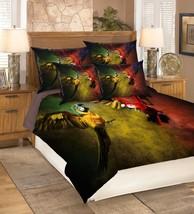 3D Color Parrot 26 Bed Pillowcases Quilt Duvet Single Queen King US Summer - $102.84+