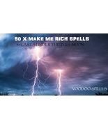 50 X VOODOO MAKE ME RICH RITUALS FULL MOON EXTREME - $69.00