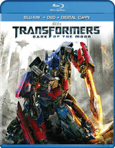 Transformers 3-Dark Of The Moon (2 Disc Combo/Br/DVD/E-Copy)